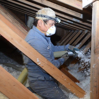 New Mexico Weatherization - insulation