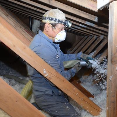 New Mexico Weatherization - insulation